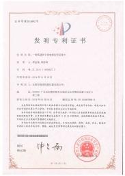 種高速抗干擾電橋信(xin)號采集卡專利(li)證書