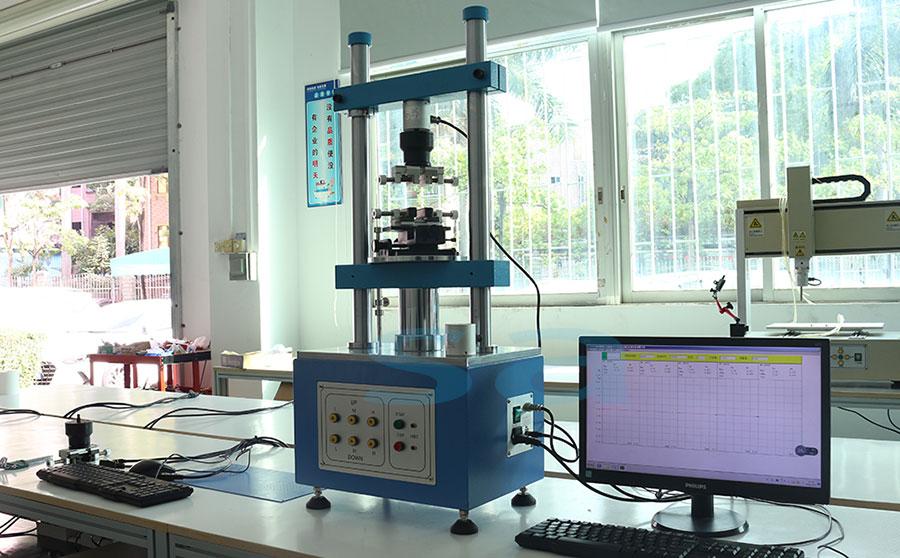 插拔力试验机如何校准?(图1)